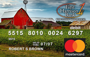Barn Debit Card