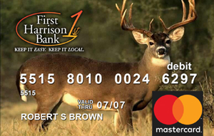 Deer Debit Card
