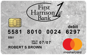 Mailed Business EMV Card