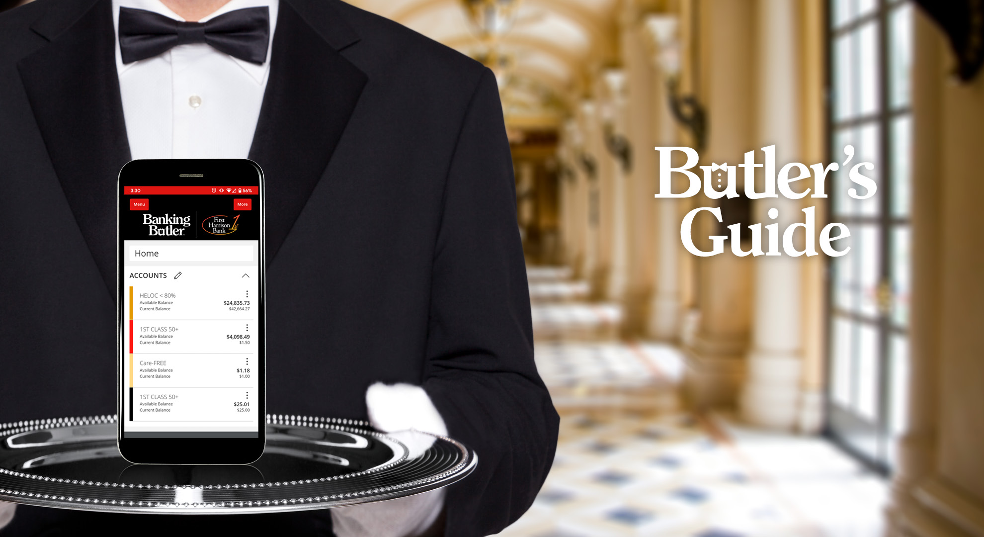 Butler's Guide Slide