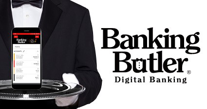 Banking Butler Home Page Promo