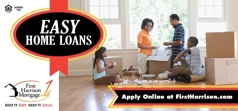 Family Unpacking Boxes