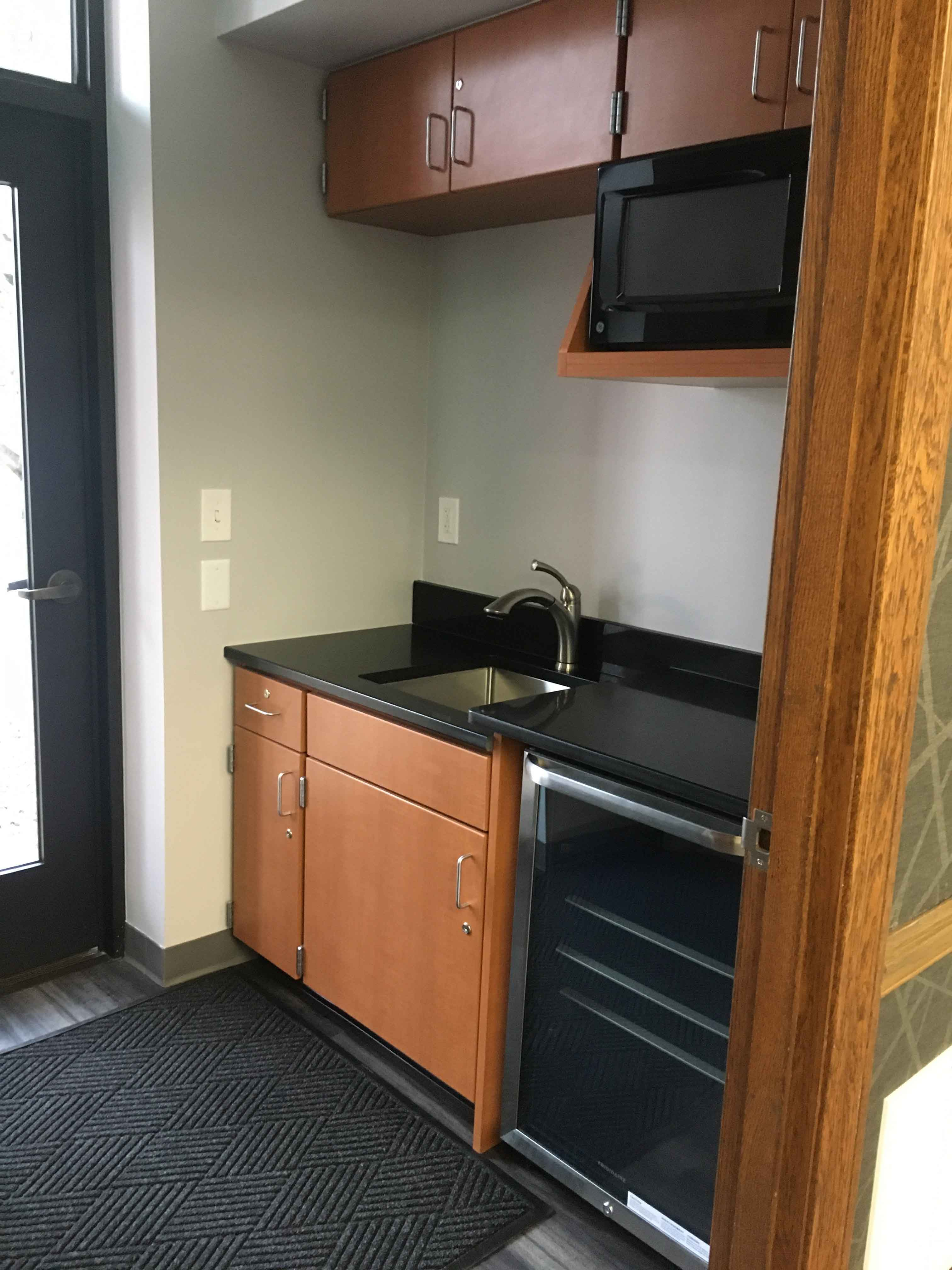 Conference Room Kitchenette